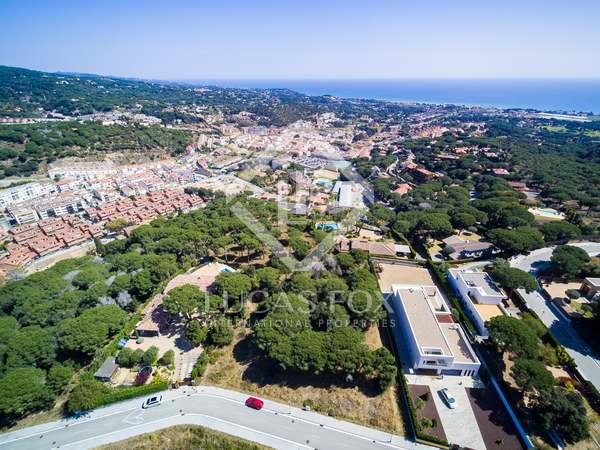 Perceel van 1,539m² te koop in Sant Andreu de Llavaneres