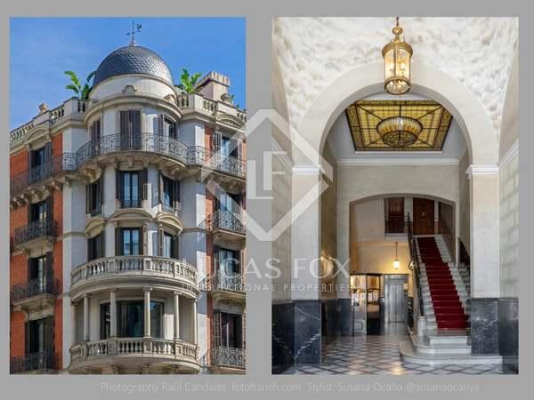 Penthouse de 181m² a vendre à Eixample Droite avec 59m² terrasse