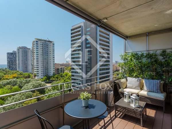 Piso de 77m² con terraza de 9m² en venta en Diagonal Mar
