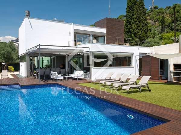 Villa de 600m² en venta en Sant Andreu de Llavaneras