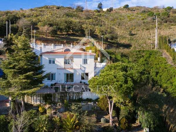 Huis / Villa van 198m² te koop in Alella, Barcelona
