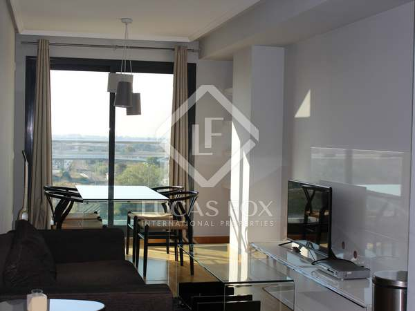 54 m² apartment for sale in City of Sciences, Valencia
