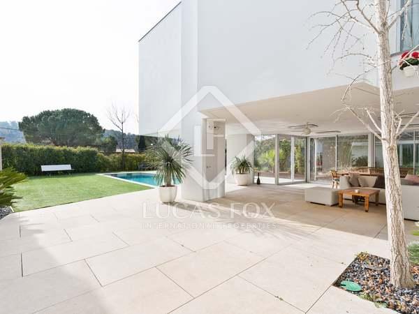 Дом / Вилла 534m² аренда в Sant Cugat, Барселона