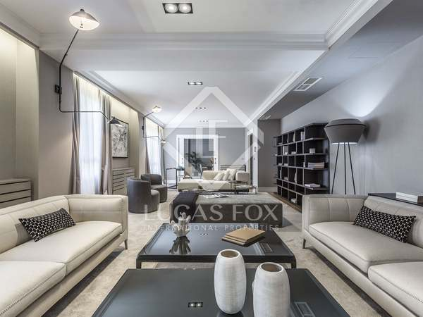Outstanding 4-bedroom property to buy in the heart of Madrid