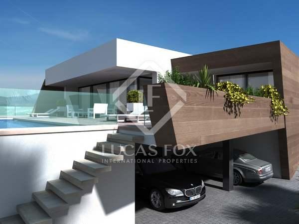 662m² House / Villa with 212m² terrace for sale in Cumbre del Sol