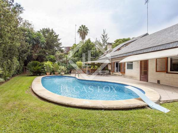 476m² House / Villa for sale in Godella / Rocafort