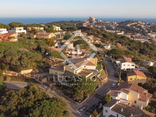 Casa / Villa de 532m² con 48m² terraza en venta en Sant Feliu