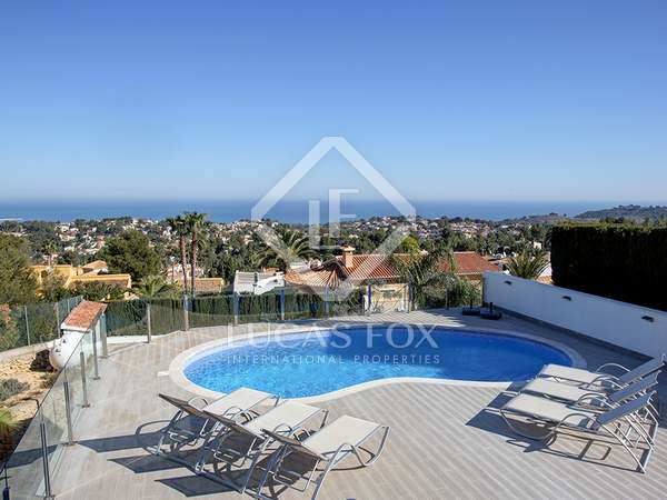 253 m² house for sale in Dénia, Costa Blanca