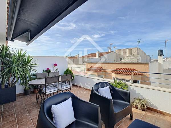 156m² House / Villa with 25m² terrace for sale in Ciudadela