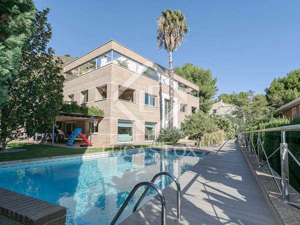 686m² House / Villa for sale in Pedralbes, Barcelona
