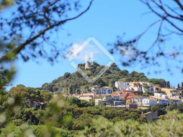 Unmissable 800m² plot for sale near Sa Tuna, Begur