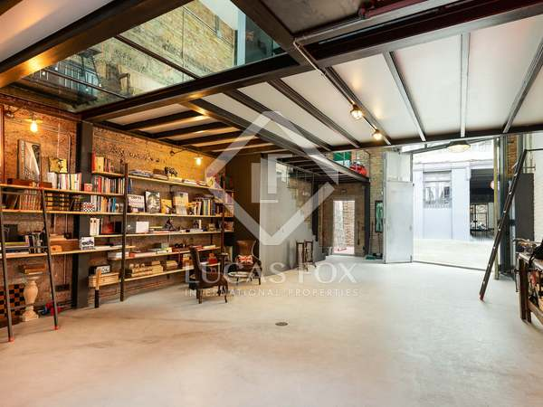 167m² Loft for sale in Eixample Left, Barcelona