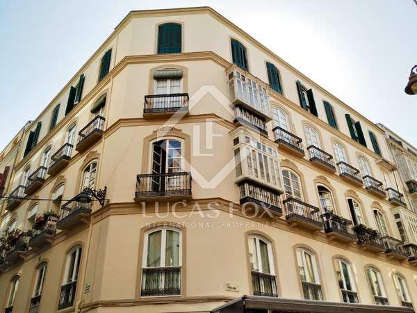 190m² Apartment for sale in Centro / Malagueta, Málaga