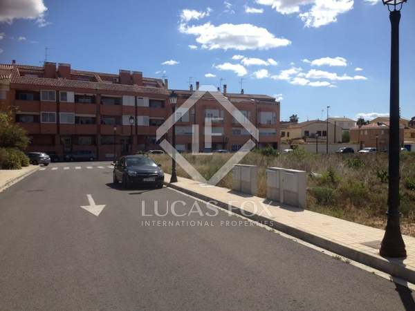 Building plot for sale in Rocafort, Valencia