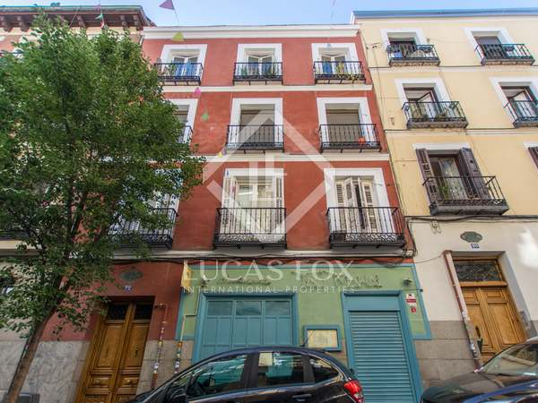 78m² Apartment for sale in Justicia, Madrid