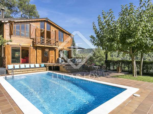 House for rent in Sant Cugat, close to Barcelona city