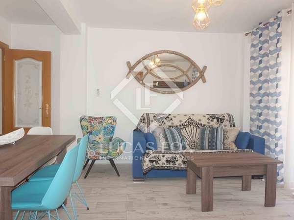 79 m² apartment with 20 m² terrace for sale in Playa de la Malvarrosa