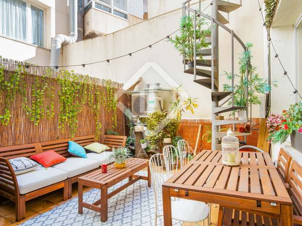 93m² Loft with 55m² terrace for sale in Sant Gervasi - Galvany