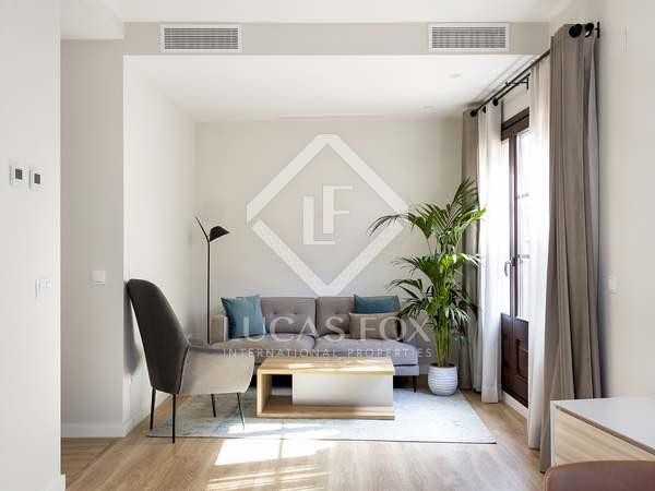 Penthouse van 110m² te huur met 27m² terras in Gótico