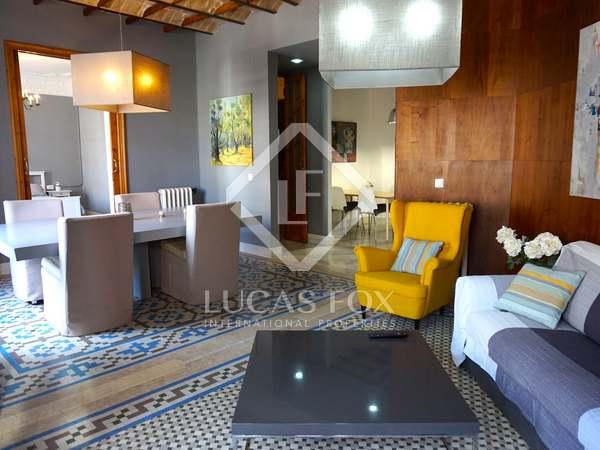 120 m² apartment for rent in El Pla del Remei, Valencia