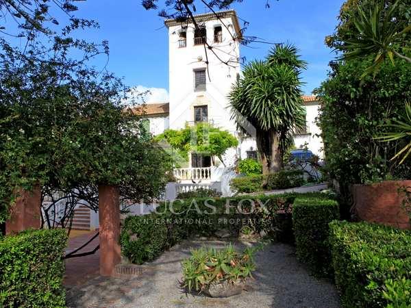 Palacio de 962 m² con 3.937 m² de terraza en venta en Axarquía