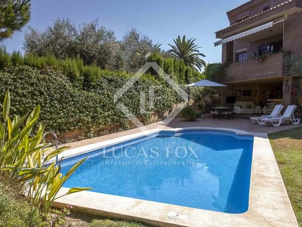 Chalet de 366 m² con jardín de 250 m² en venta en Puzol