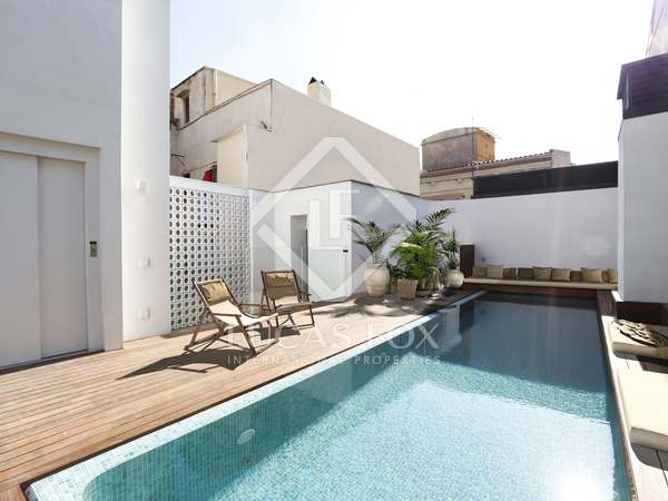 New Development 2-bedroom loft for sale, El Born, Barcelona