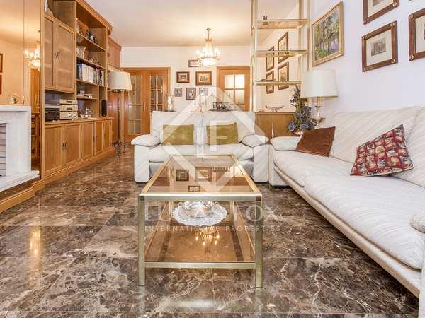 Piso de 120m² con terraza de 8m² en venta en Turó Park