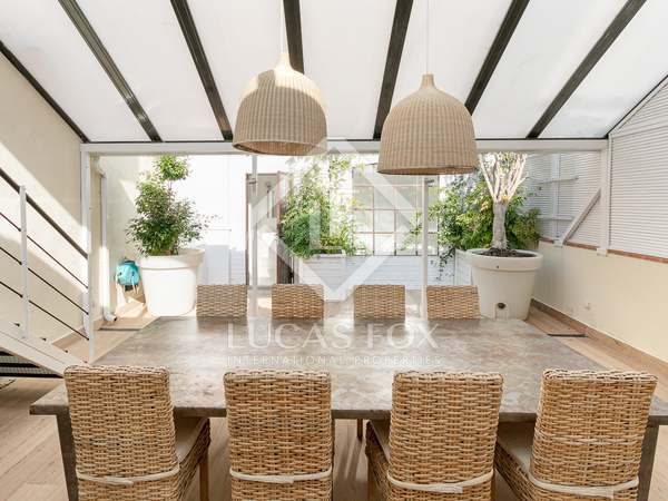 110m² Apartment with 104m² terrace for sale in Eixample Right