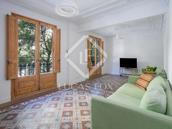 120m² Lägenhet till uthyrning i El Born, Barcelona