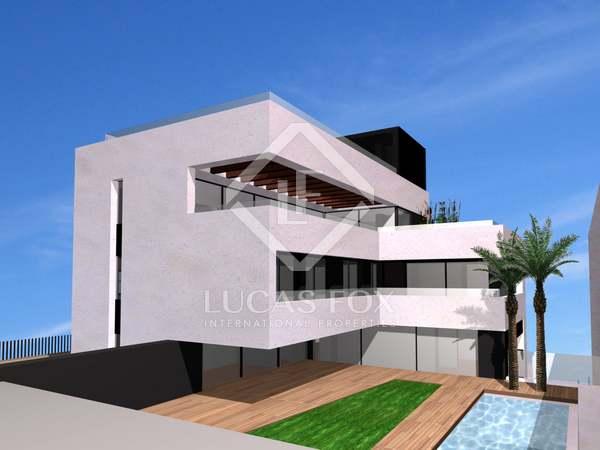 810m² House / Villa with 600m² garden for sale in Sant Gervasi - La Bonanova