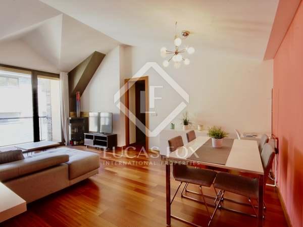 Penthouse van 78m² te koop met 6m² terras in La Massana
