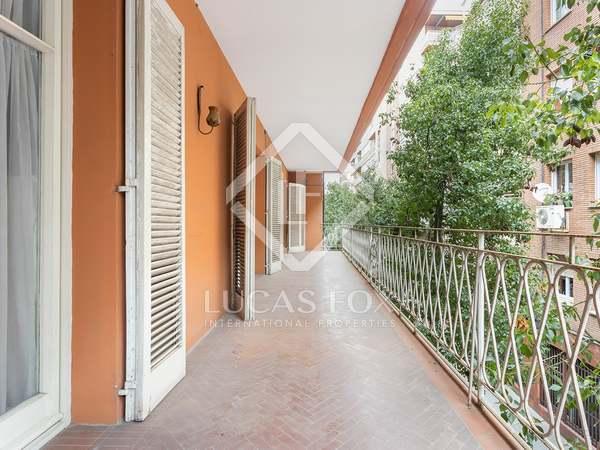 Piso de 229m² con 32m² terraza en venta en Sant Gervasi - Galvany