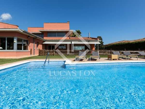 Casa / Villa de 385m² con 1,683m² de jardín en venta en Sant Andreu de Llavaneres