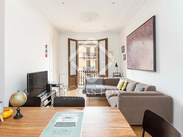 112m² Apartment with 7m² terrace for sale in Eixample Left
