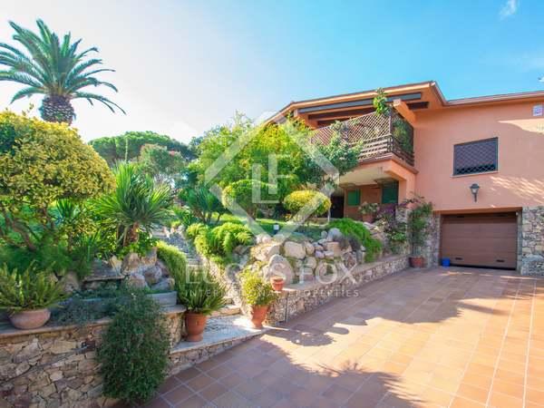 Huis / Villa van 440m² te koop in Platja d'Aro, Costa Brava