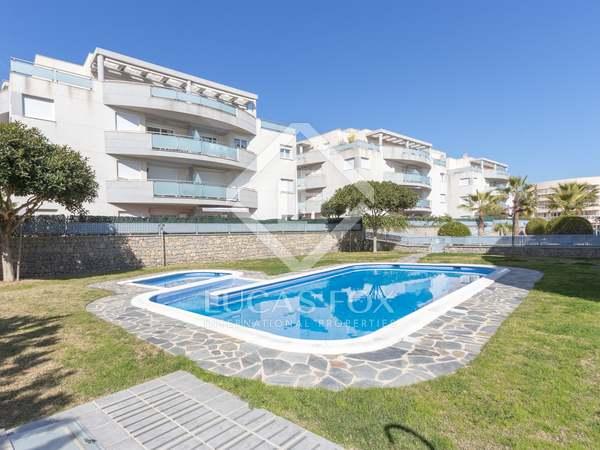 Appartement van 118m² te koop met 53m² terras in Ibiza Town