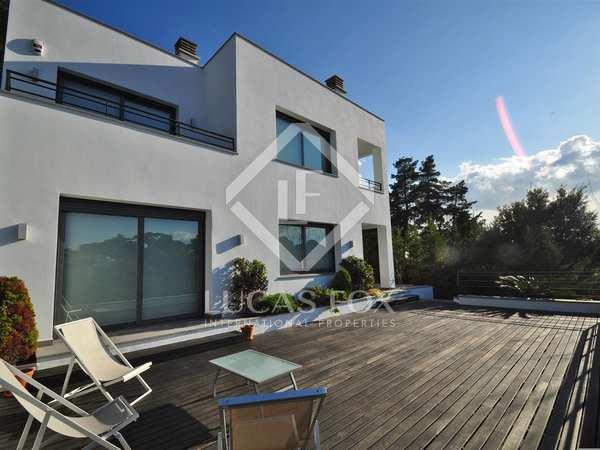 Luxury Costa Brava villa to sell in Lloret de Mar