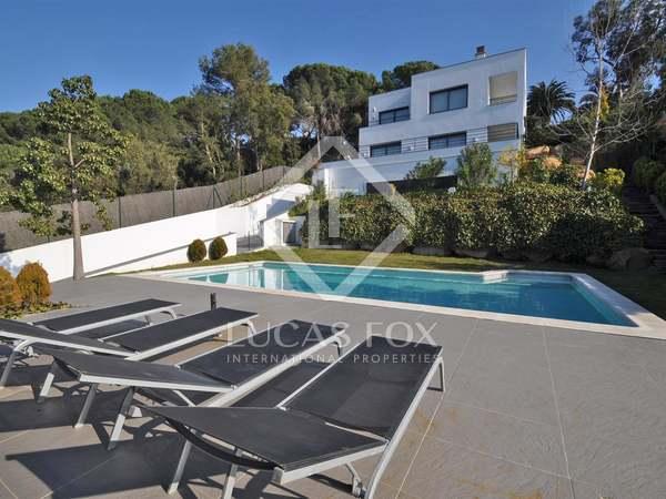 Se vende villa de lujo en Lloret de Mar, Costa Brava