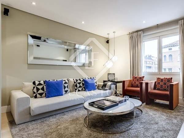 186 m² apartment for sale in Castellana, Madrid