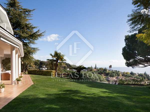 Villa for sale in Supermaresme Barcelona Maresme Coast