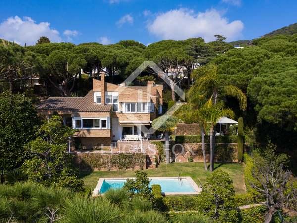 470m² House / Villa for sale in Cabrils, Barcelona