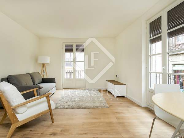 60 m² apartment for rent in Gothic area, Barcelona