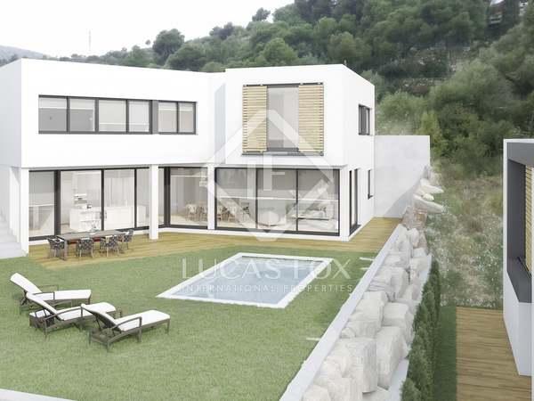 262m² Hus/Villa till salu i Garraf, Barcelona