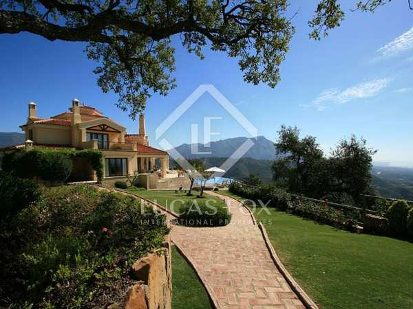 villa te koop in La Zagaleta Country Club, Marbella