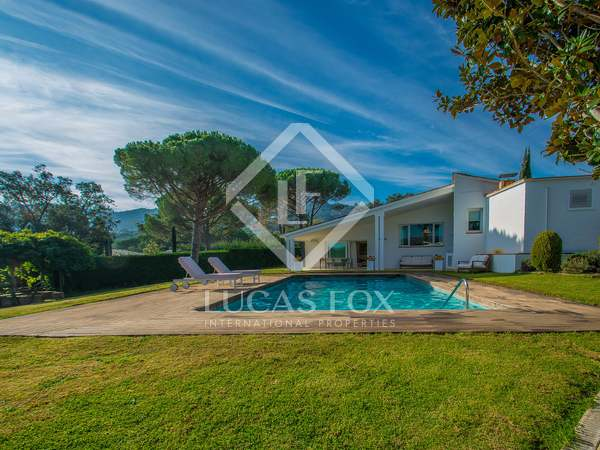421m² House / Villa with 2,000m² garden for sale in Platja d'Aro