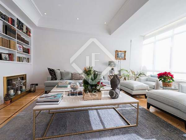 300 m² apartment for sale in Lista, Madrid