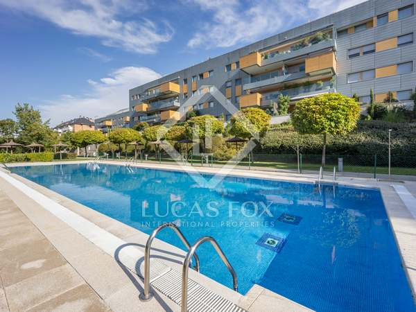 153m² Apartment with 78m² terrace for sale in Pozuelo
