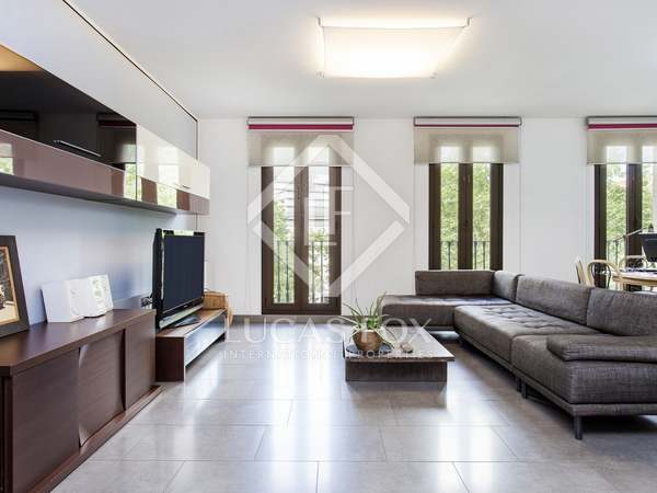 3-bedroom property for sale in listed building on Ramblas