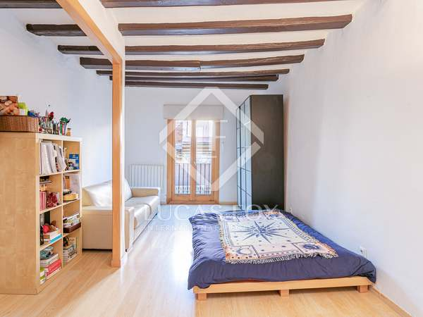 51m² Loft with 51m² terrace for sale in Gótico, Barcelona
